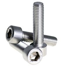 Unbraco rustfri Insex MC A2 din 912, 6 x 20 mm