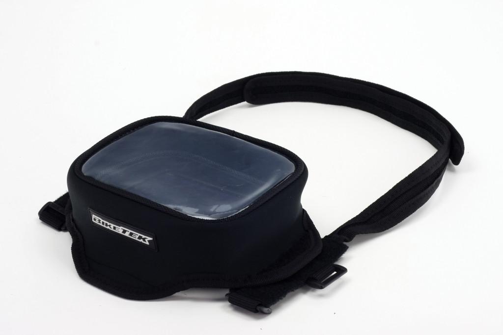 GPS-holder montering på styret eller omkring kronrøret