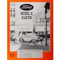 Clymer Ford Model A Album 250 fotos 1928-1931
