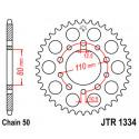 Bagkædehjul JT 1334 vælg antal tænder