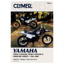 Clymer Yamaha PW 50 PW 80 BW 80
