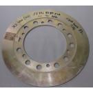Bremseskive for/bag Yamaha RD/XS/ZX/FZ/XJ/FZR/XV/XJR Ikke ventileret