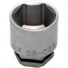 Top til tændrørsskrallenøgle 08-0291 13/16 21mm