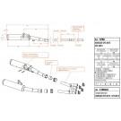 SITO lydpotter Kawasaki GPZ/GPX 600 R '86-
