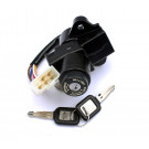 Tændingslås 27005-5036/5030 GPZ600 GPX600 GPX750 GPZ900 mfl.