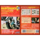 BRUGT Haynes motorcycle maintenance techbook