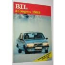BRUGT Bilårbogen 1982