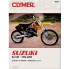Clymer SUZUKI RM125 1996-2001