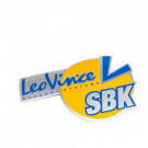Leovince Emblem kit til oval type slip-on