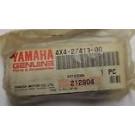 Originalt gummi til fodhviler til Yamaha PW50 4x4-27413-00