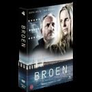 BRUGT BROEN sæson 1  - Box 4 DVD