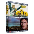 BRUGT Ridderen fra Normandiet / El Cid (2-pack) - DVD