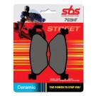 SBS769HF - STREET MC CERAMIC bag  (Yamaha TDM/XV/XVS/XT/FJR - Hyosung 650 GV - Aquila)