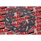 GoldFren Wave Bremseskive for Adly, Aprilia, Fantic, Garelli, Gilera, Hyosung, Italjet, Malaguti, MBK, MUZ, Peugeot, PGO, Piaggio, Sinnis, Vila, Yamaha