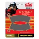 SBS BREMSEKLODS STREET MC EXCEL SINTER 828HS