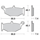 Bremseklodser SBS 833LS (Suzuki) BAG