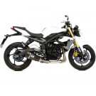 LeoVince SBK FACT-R STREET TRIPLE 675 CARBON