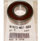Honda 91073-MCF-003 BEARING, RADIAL BALL, 22X47X14 VTR1000 SP CBR600RR