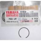 Yamaha 93450-24028-00 CIRCLIP,INNER