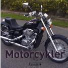 MOTORCYKLER (PAPBOG)  AF PETER H. PETERSEN