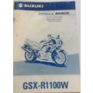 MANUAL,OWNER'S GSX-R1100WS