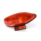 Aprilia Pegaso Taillight Assembly AP8124670 97-00 Pegaso.