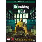 BRUGT Breaking Bad - Sæson 5  - DVD