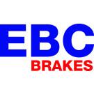EBC bremseskive MD644RS (højre front)