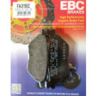 EBC FA319/2  BAG (Yamaha TDM/XV/XVS/XT/FJR - Hyosung 650 GV - Aquila)