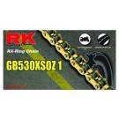 RK Kæde GB530 XSOZ1-118 RX-RING GOLD  Guldkæde