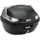 GIVI Topbox 37L Monolock Klar refleks B37NT