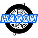 Hagon Mono Dæmper BMW F650