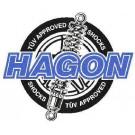 Hagon Twin støddæmpere 33046 Honda CB 450 S 86-90