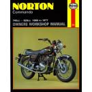 Haynes bog Norton Commando (68 - 77)