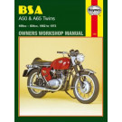 Haynes bog BSA A50 A65 62-73