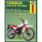 Haynes bog YAMAHA DT50 DT80 78-95