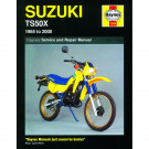 Haynes bog SUZUKI TS50 X 84-00
