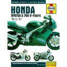 Haynes bog Honda VFR 750