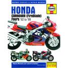 Haynes bog Honda CBR 900 RR Fireblade