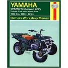 Haynes bog YAMAHA YFB250 TIMBERWOLF