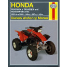 Haynes bog HONDA TRX300EX TRX400 TRX450