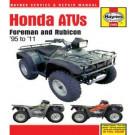 Haynes bog HONDA TRX400 TRX450