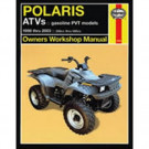Haynes bog 2508  POLARIS ATV 250-800 PVT 98-07