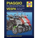 Haynes bog PIAGGIO ZIP VESPA ET LX S GT 96-09