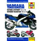 Haynes bog Yamaka YZF 750R/1000R