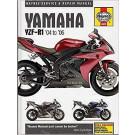 Haynes bog YAMAHA YZF-R1 04-06v