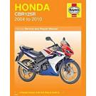 Haynes bog HONDA CBR125R 04-10