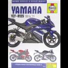 Haynes bog YAMAHA YZF-R125 08-11
