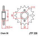 Fortandhjul JT 339/ vælg antal tænder