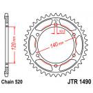 JT bagkædehjul 1490/ vælg antal tænder